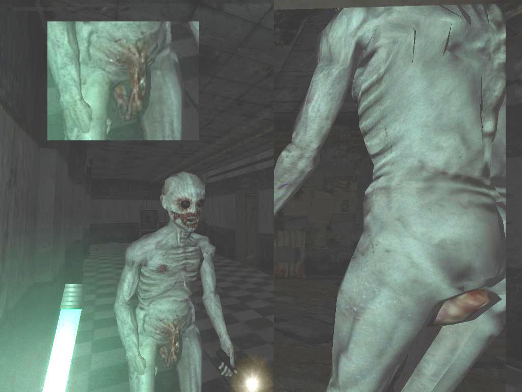 Monstrous penis